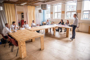 Bootcamp koude acquisitie, sales, training